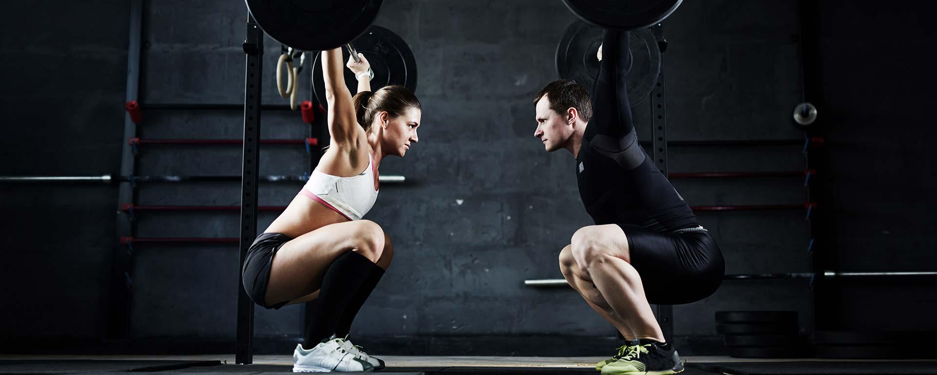 Dein Weg zur Fitness